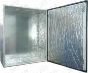 Термошкаф ТША-100-600х800х300,утепленный (без систем обогрева и вентиляции)