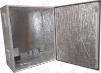 Термошкаф ТША-112-600х800х300 (ШхВхГ),с  конвекционным нагревателем и  вентиляцией.Класс защиты IP55