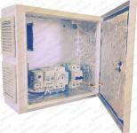 Термошкаф ТША-112-300х300х150 (ШхВхГ),с  конвекционным нагревателем и  вентиляцией.Класс защиты IP55