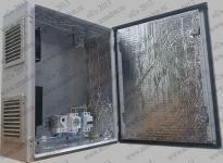 Термошкаф ТША-112-400х500х210 (ШхВхГ),с  конвекционным нагревателем и  вентиляцией.Класс защиты IP55
