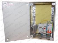 КМО110-20.30.12-30-У1 Коробка металлическая  'Амадон' всепогодная с обогревом 30 Вт. ШхВхГ: 200x300x120 мм. Без вентиляции. IP66, исполнение У1 (от -45 С).