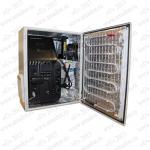 ТША122-40.50.21-75-У1-исп.1 Термошкаф 'Амадон' всепогодный с кабельным обогревом и вентиляцией.