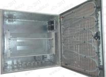 Термошкаф ТША-222-600х380х350 (ШхВхГ),с  конвекционным нагревателем и  вентиляцией.Класс защиты IP55.